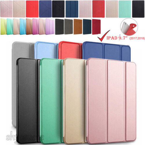 """For iPad 9.7"""" 5th/6th Gen 2017 2018 New Smart Magnetic Leath"""