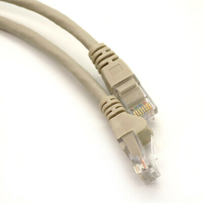 1m RJ45 CAT6 Ethernet Parche Cable de Red Rápido Internet Módem Router...