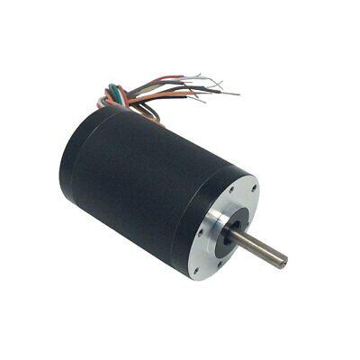 Diameter 60mm 24v Electric Motor High Torque Dc Brushless Small Motor 5000rpm
