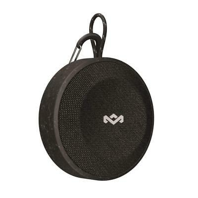 House of Marley No Bounds Outdoor Waterproof Bluetooth Speaker Black