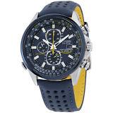 "Citizen ""Blue Angels World A-T"" Eco-Drive Chronograph Men's Watch AT8020-03L"