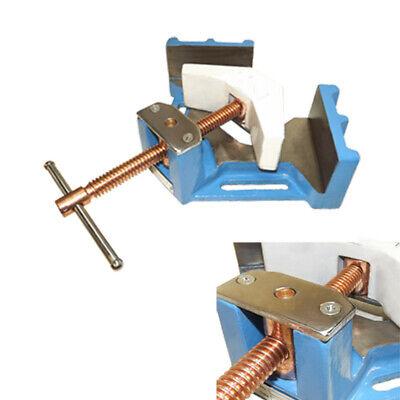 Heavy Duty 4 Jaw Welding Welder Angle Corner Swivel Vise Clamp