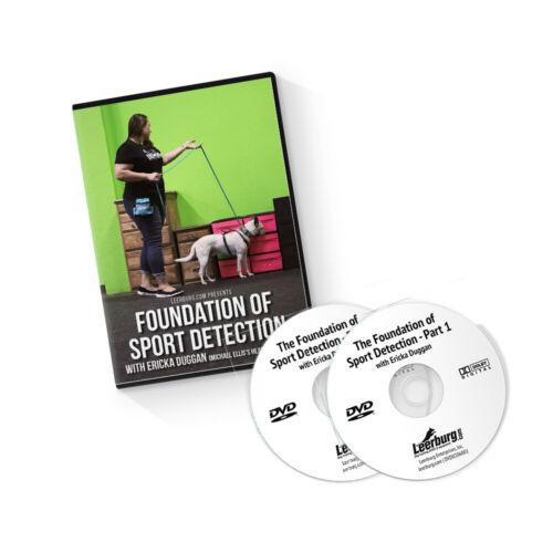 Foundation of Sport Detection Work DVD by Leerburg