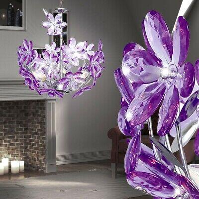 LED Diseño Cubrir Péndulo Lámpara Colgante Follaje Araña de Cristal