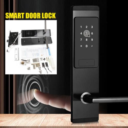 security electronic smart door lock app wifi