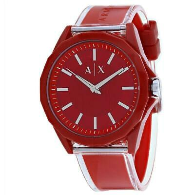 Armani Exchange AX2632 Classic 44MM Men's Two-Tone Plastic Watch