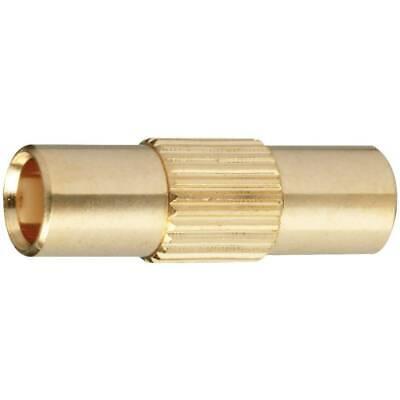 BKL Electronic 0416302 MCX-Adapter MCX-Buchse - MCX-Buchse 1 St. Mcx-adapter