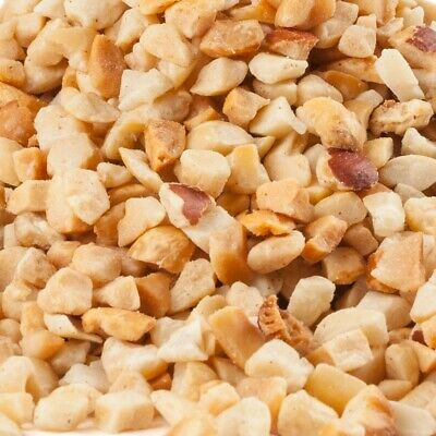 2KG Wild Bird Food Chopped Peanut Nibs Granules - Aflatoxin Tested