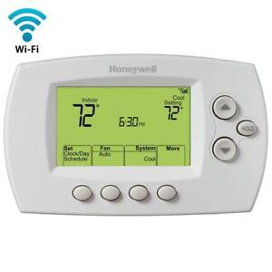 HONEYWELL Wi-Fi  7 - Day Programmable Thermostat + Free App ( RTH6580WF) NEW IN BOX. SUPER SALE  $59.00 NO TAX