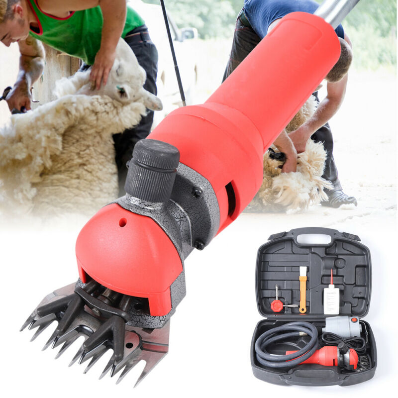 New Electric Flexible Shaft Sheep Wool Shearing Clippers Goat Clipper Shears