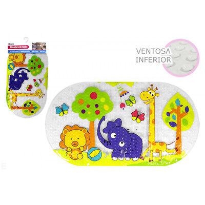 Badewannen-Antirutschmatte für Kinder Badmatte Wannenmatte Duschmatte ()