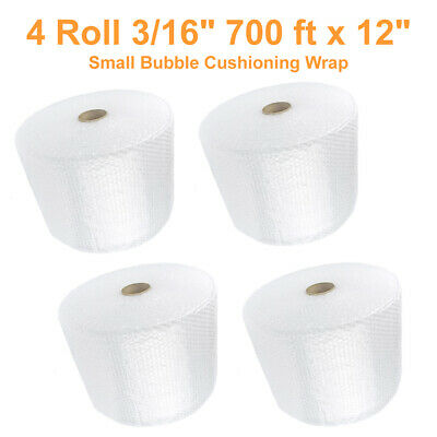 Lightweight 316 Small Bubble Wrap Roll 12x700 Wide 12 700 Foot Package