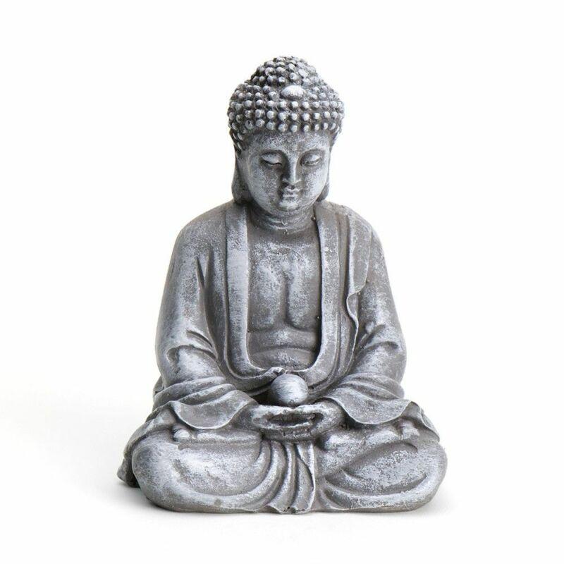 Miniature Fairy Garden Zen Meditating Chinese Buddha - Buy 3 Save $5