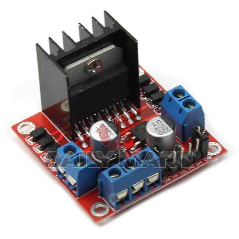 L298N Motor Drive Controller Board Module Dual H Bridge DC for Arduino