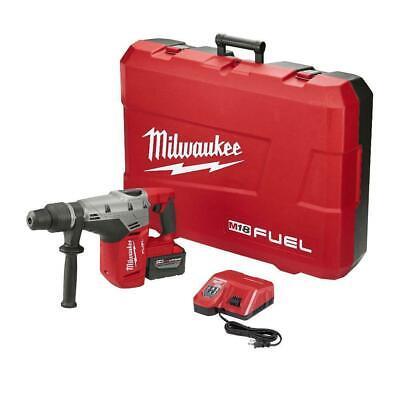 Milwaukee-2717-21hd M18 Fuel High Demand 1-916 In. Sds Max Hammer Drill Kit