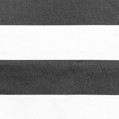 Set Of 5 Pc Silver White Full Back Bolster Outdoor Mattress