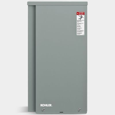 Kohler Rxt Series 100-amp Automatic Outdoor Transfer Switch