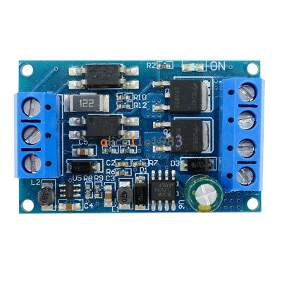 High-power Mos Fet Trigger Drive Switch Module Pwm Adjust Control Dc 4v 60v