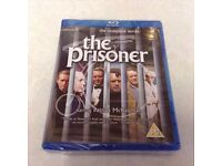 NEW The Prisoner - The Complete Series - Blu-ray Box Set - 1960s TV Series - 6 Disc Bluray Boxset