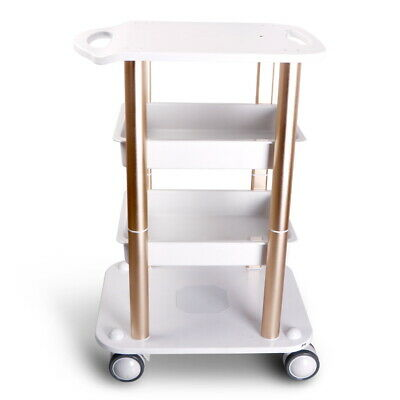 Hot Sell Iron Trolley Stand Display Cart Table For Ultrasonic Cavitation Machine