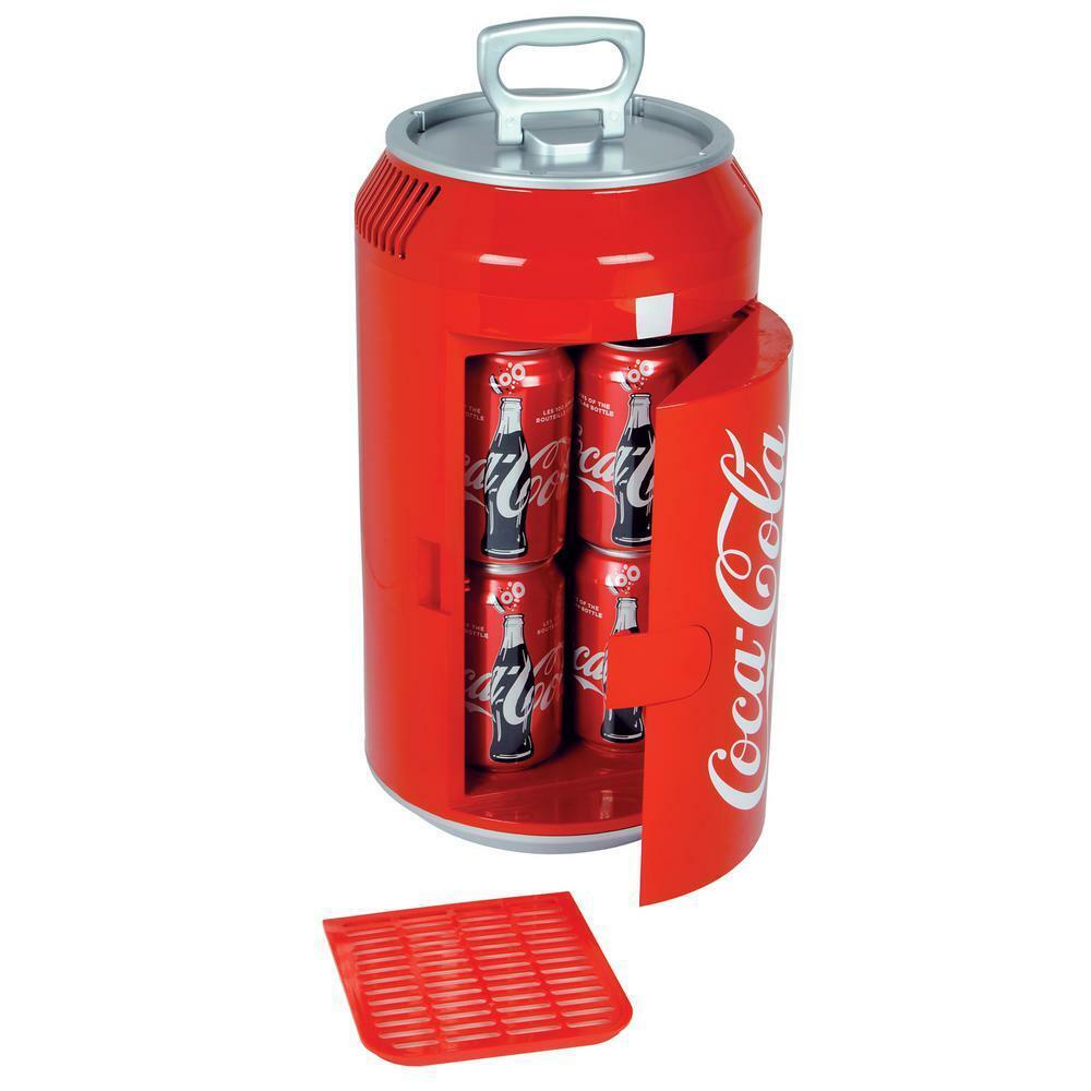 coca cola mini fridge nib