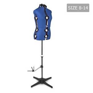 Size 8 - 14 Adjustable Dressmaking Female Mannequin Fashion Clo Sydney City Inner Sydney Preview