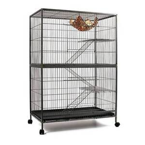 140cm Multi Level Bird Cage 3 Level Cat Ferret Hamster Rat Parr Sydney City Inner Sydney Preview