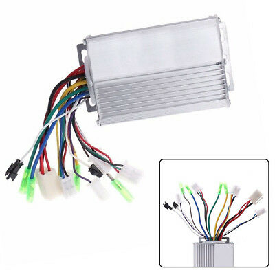 Best 36V / 48V 350W Electric Bicycle Scooter Brushless DC Motor Speed Controller