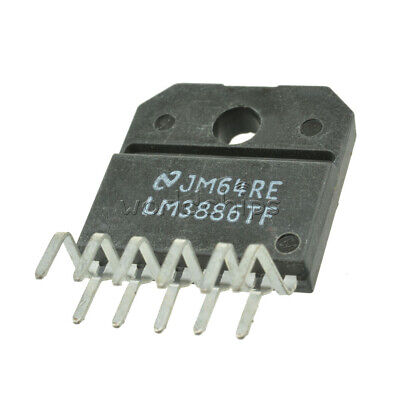 Lm3886tf Lm3886 Ab To220-11 68w High Power Audio Amplifier Ic Replace Lm1875t
