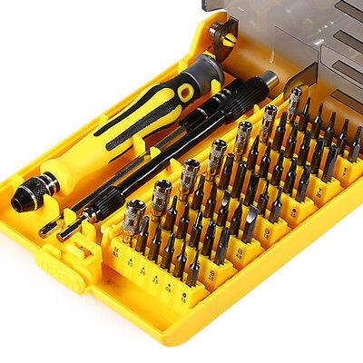 Usado, 45 in 1 Interchangeable Screwdriver Screwdriver Tool Set Duro Herramientas  segunda mano  Embacar hacia Mexico