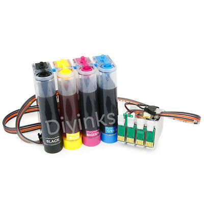 Continuous Ink Supply System CISS alternative for XP-434 XP-440 XP-446 Continuous Ink Supply System