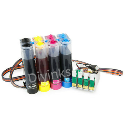 Continuous Ink Supply System CISS compatible with Epson XP-4