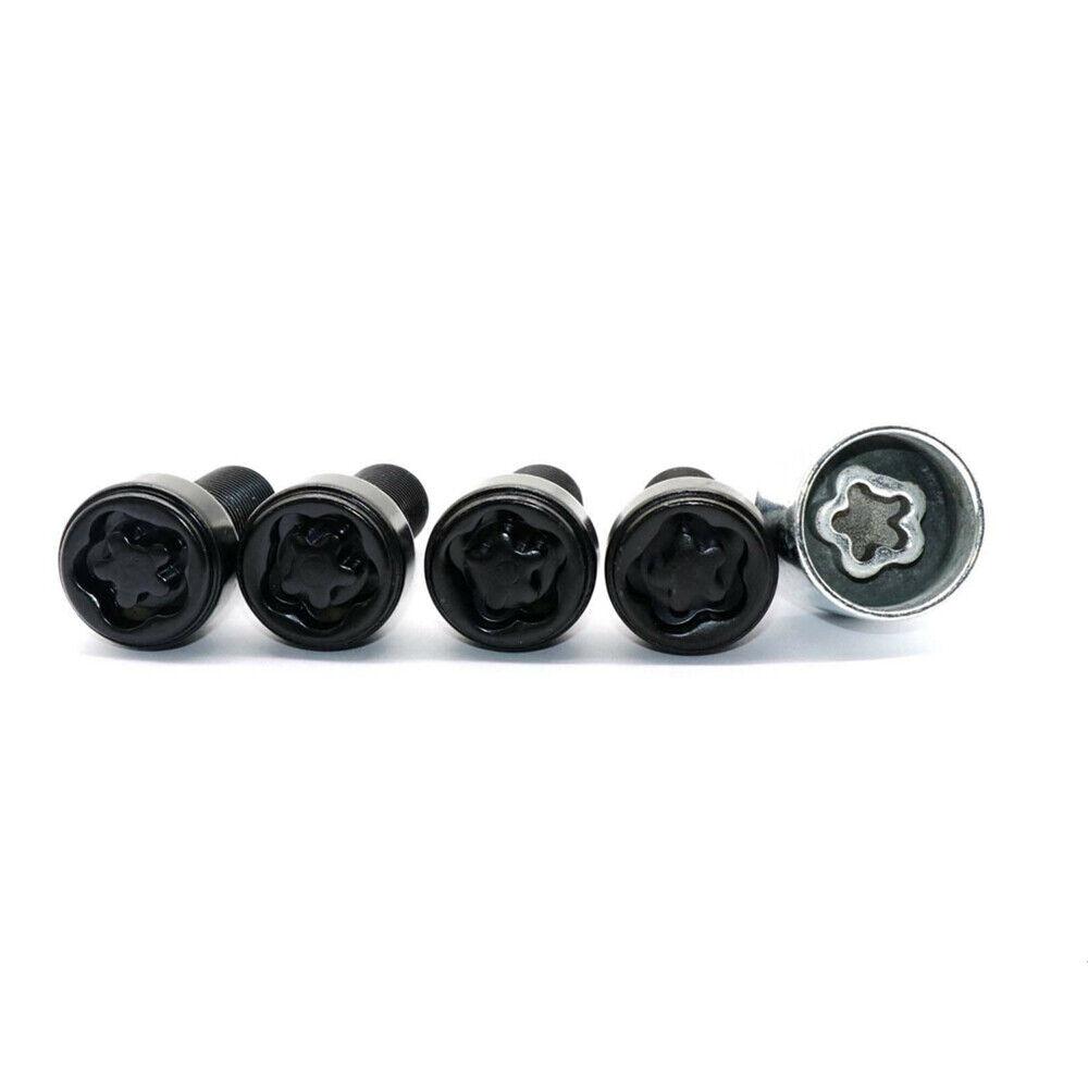 Bimecc M14 x 1,5 Radius de bloqueo Rueda nuts//bolts-Audi S3 8l 96-03