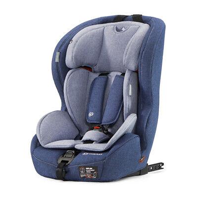 SEGGIOLINO AUTO SAFETY FIX NAVY ISOFIX 9-36KG GR.123 KINDERKRAFT - X16438
