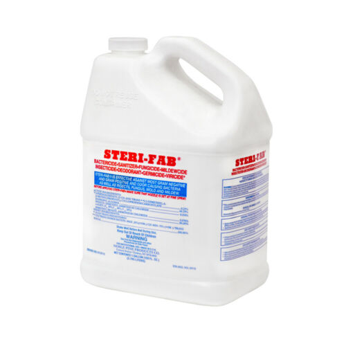 Steri-fab Gallon Sterifab Bed Bug Pest Control Insecticide Deodorizer Fungicide