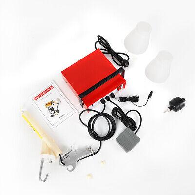 220v Pc03-2 Powder Coating System Portable Electrostatic Spray Paint Gun 50 Hz