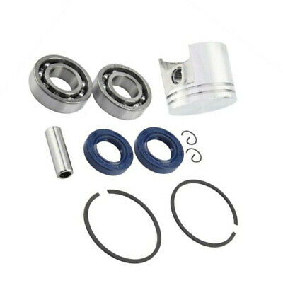 37mm Piston Rings Pin Kit For STIHL 017 MS170 Chainsaw Outdoor Power Tool Parts