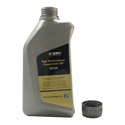 High Preformance 4500psi Air Compressor Lubricant Fluid Oil 1 Quart 1qt 150