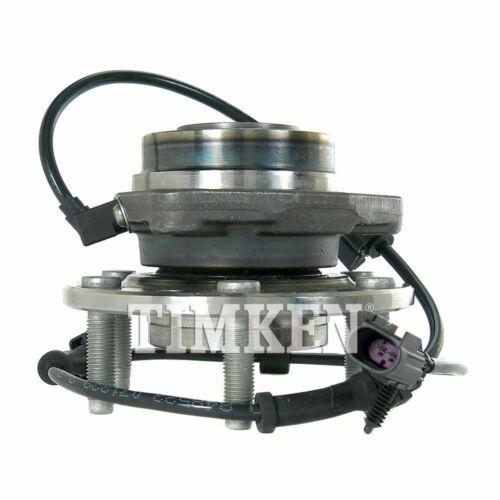 (1) Timken Hub Assembly Front Wheel Hub Bearing Assembly