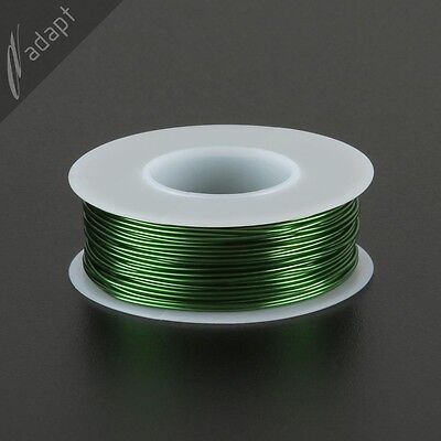 Magnet Wire Enameled Copper Green 20 Awg Gauge 155c 14 Lb 79 Ft