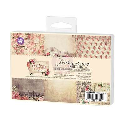 PRIMA Tales of you & Me 4x6 Journaling Cards 45 sheets  RETIRED !!!