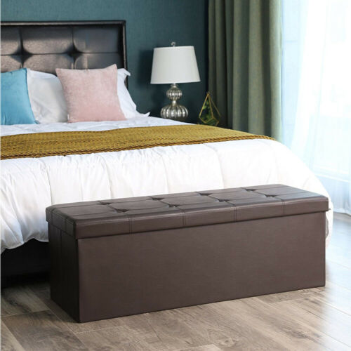 43 l pu shoe storage bench shelf
