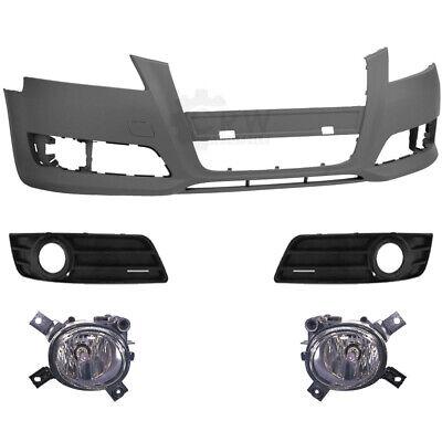 Kit Parachoques Delantero Incl. Accesorios + Niebla para Audi A3 8p 8pa Año