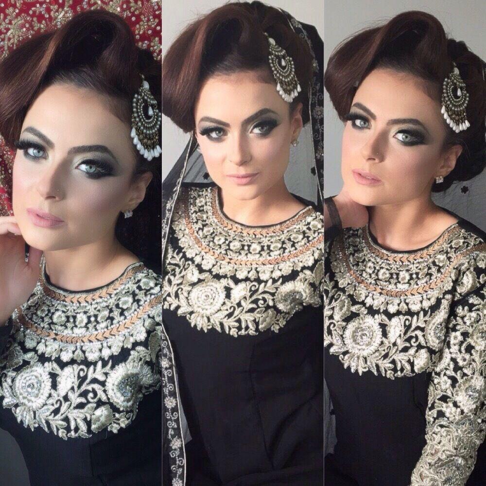 asian bridal makeup artist in london, bedford, luton, st albans