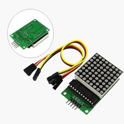 Microprocessor Max7219 Mcu Board Dot Matrix Module Arduino Led Display Drivers