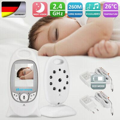 Digitale Video-babyphone (Babyphone Wireless Digital Kamera Farbe Video Monitor Nachtsicht Babypflege DHL)