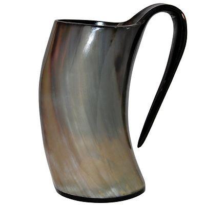 Game of thrones viking drinking horn Beer Whisky mug tankard graduation gift