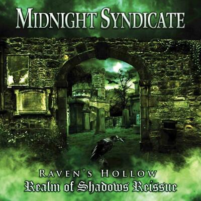 Midnight Syndicate Ravens Hollow Realm Of Shadows Halloween Background Music CD ](Halloween Background Music)