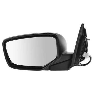 New Power Left Driver Side View Foldaway Door Mirror fits 2013-2017 Honda Accord Honda Accord Driver Side Mirror