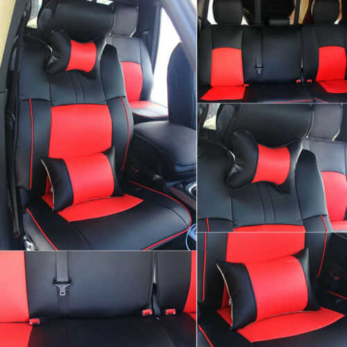 Seat Covers Armrest For 2009 2018 Dodge Ram 1500 2500 3500